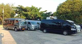 Rental Mobil Hiace Pekanbaru